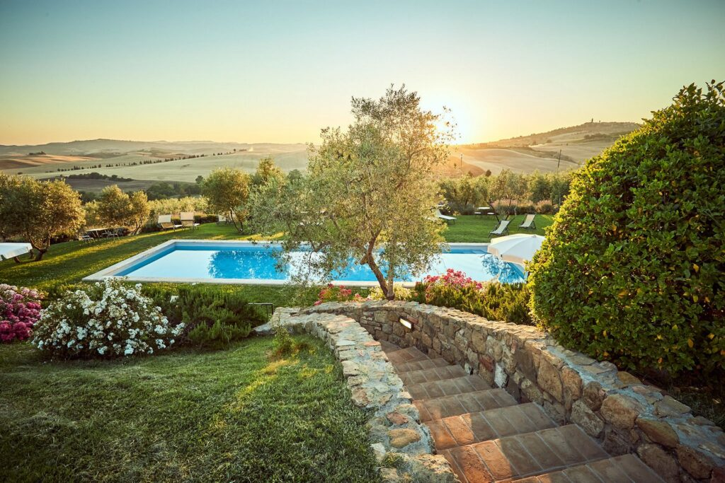 offerta agriturismo val d'orcia