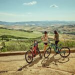 Itinerari in bici in Val d'Orcia